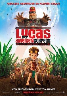 Lucas, der Ameisenschreck Poster