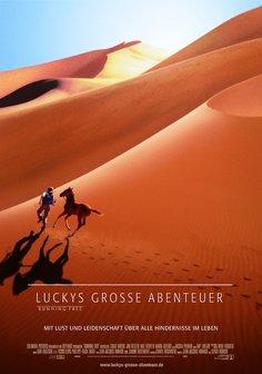 Luckys große Abenteuer Poster