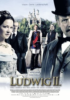 Ludwig II. Poster