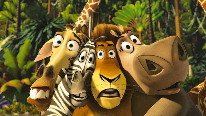 Madagascar - Trailer Poster