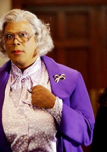 Madea's Big Happy Family - The Godmother