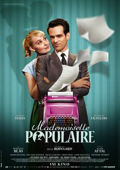 Mademoiselle Populaire Poster