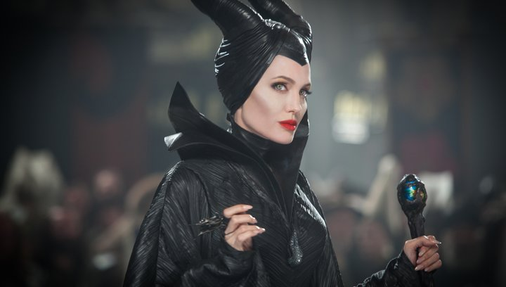 Maleficent - Die dunkle Fee (VoD-/BluRay-/DVD-Trailer) Poster