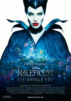 Maleficent - Die dunkle Fee Poster
