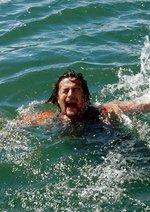 Malibu Shark Attack Poster