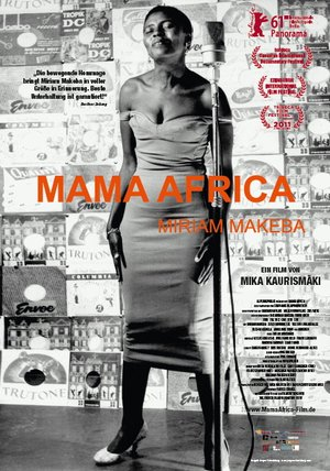 Mama Africa - Miriam Makeba Poster