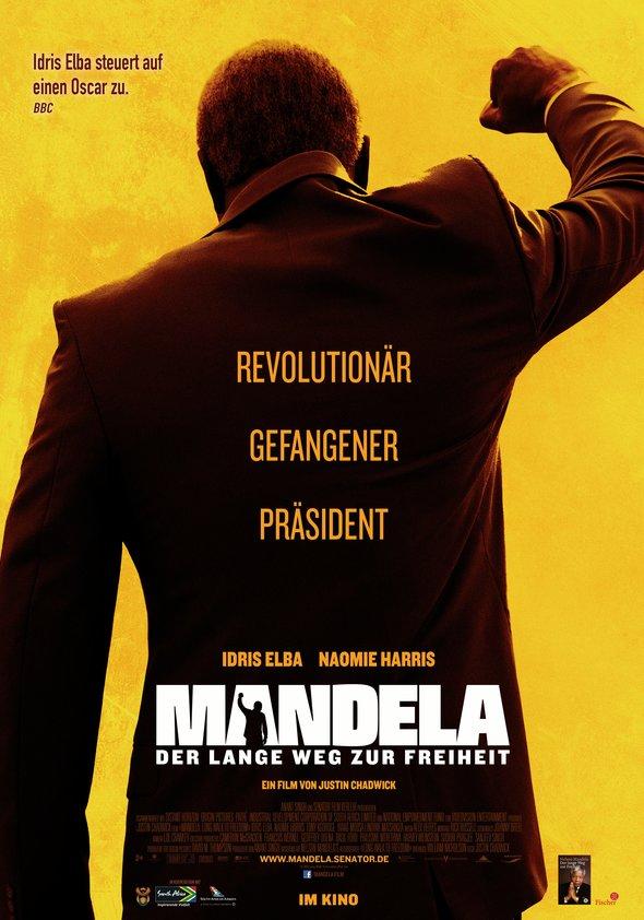 Mandela - Der lange Weg zur Freiheit Poster