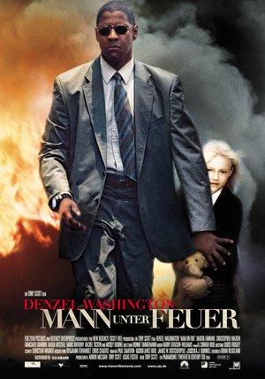 Mann unter Feuer Poster