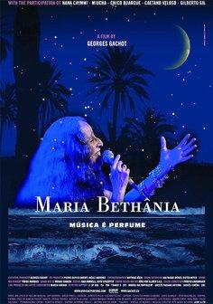 Maria Bethânia: Música é Perfume Poster