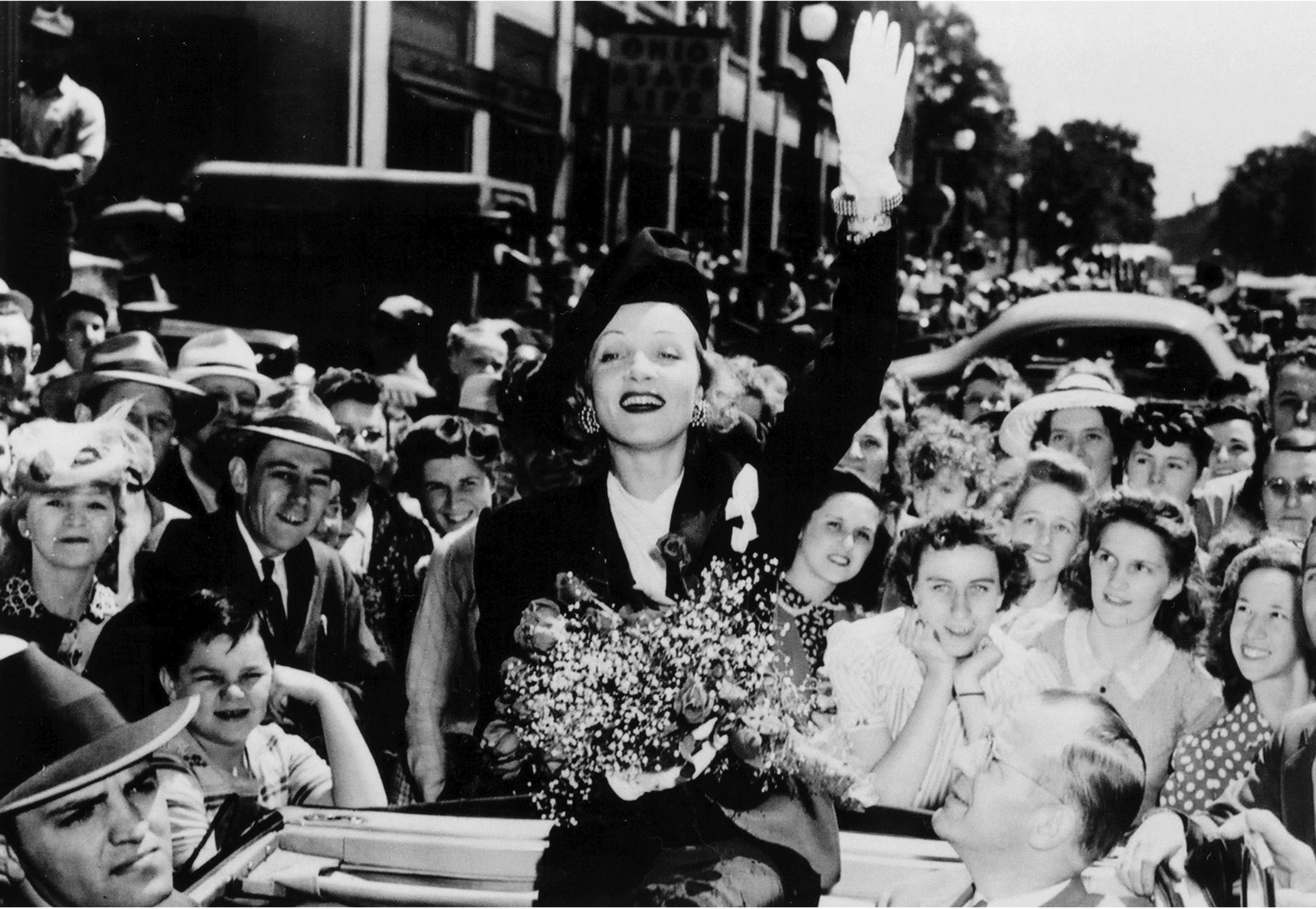 Marlene Dietrich - Her Own Song