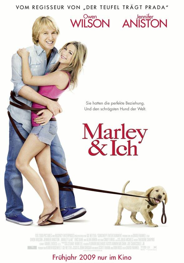 Marley & Ich Poster