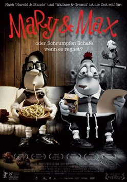 Mary & Max, oder: Schrumpfen Schafe, wenn es regnet? Poster