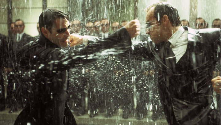 Matrix Revolutions - Trailer Poster