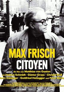 Max Frisch, Citoyen
