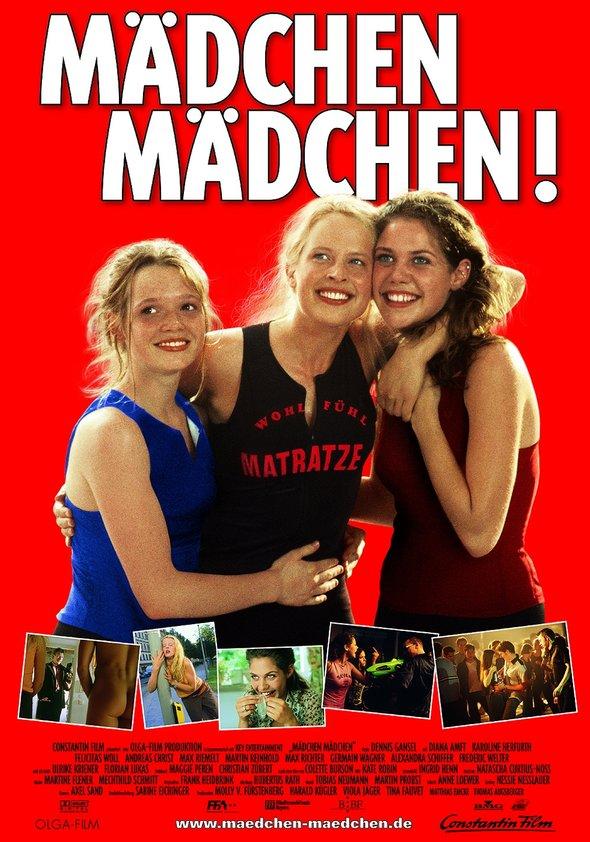 Mädchen Mädchen! Poster