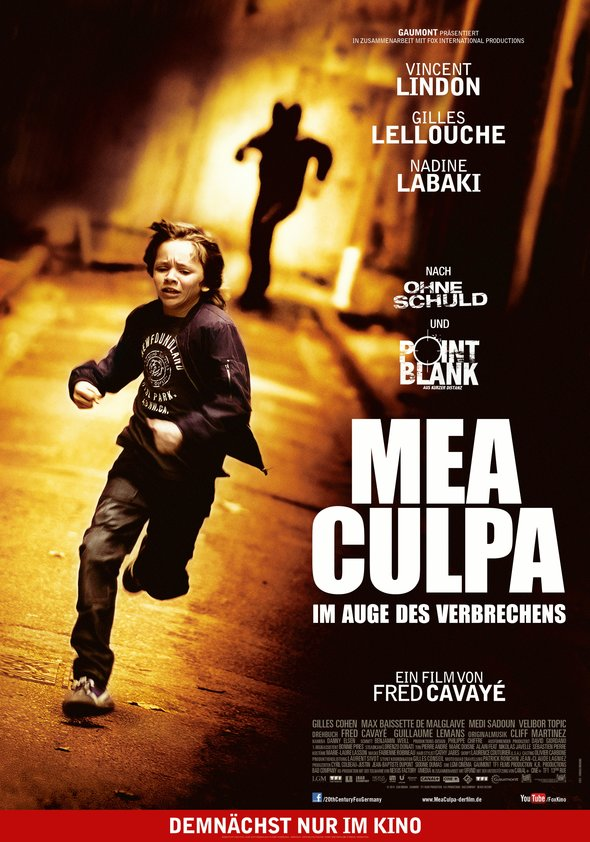 Mea Culpa - Im Auge des Verbrechens Poster