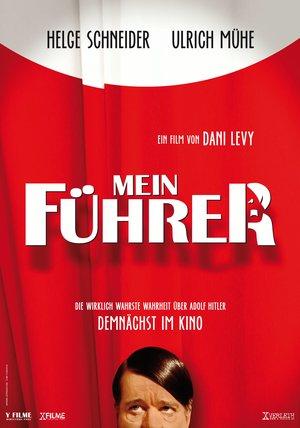 Mein Führer - Die wirklich wahrste Wahrheit über Adolf Hitler Poster