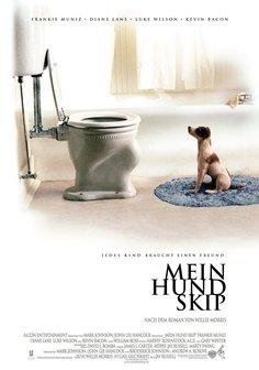 Mein Hund Skip Poster