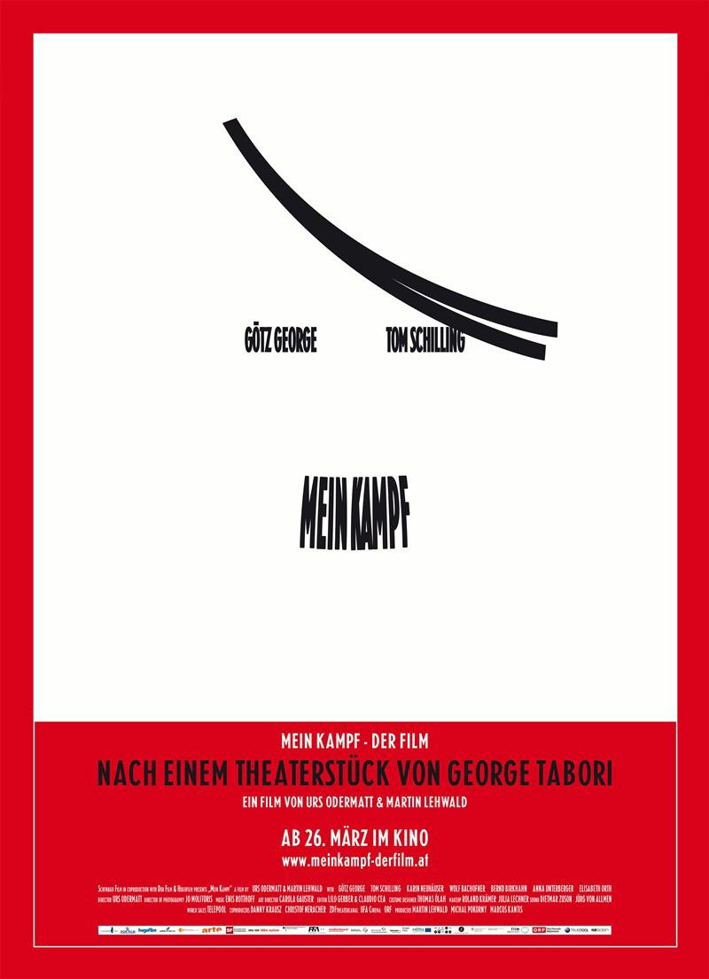 Mein Kampf - George Tabori Poster