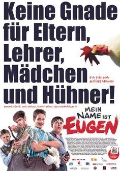 Mein Name ist Eugen Poster