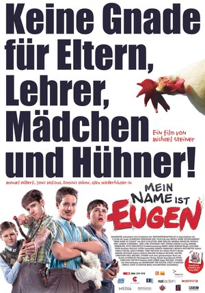Mein Name ist Eugen Poster