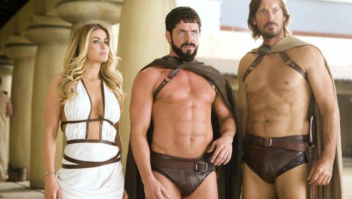 Meine Frau, die Spartaner und ich - Trailer Poster