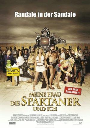 Meine Frau, die Spartaner und ich Poster