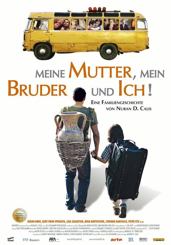 Meine Mutter, mein Bruder und ich! Poster