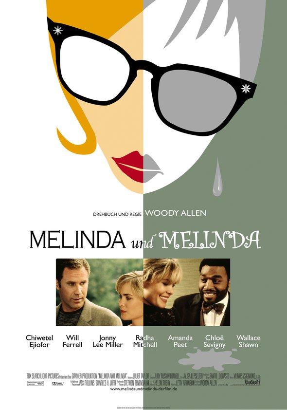 Melinda und Melinda Poster