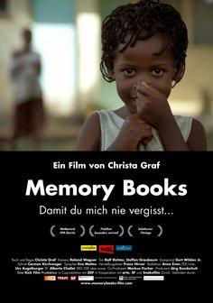 Memory Books - Damit du mich nie vergisst ... Poster