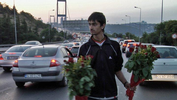 Men on the Bridge - Trailer Poster