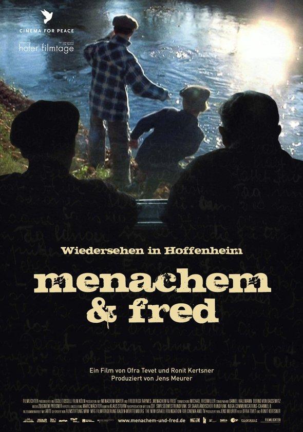 Menachem & Fred Poster