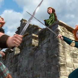 Merida - Legende der Highlands (VoD-/BluRay-/DVD-Trailer) Poster