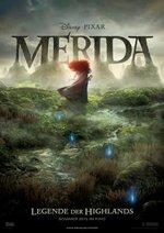 Merida - Legende der Highlands Poster
