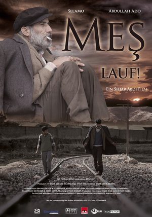 Mes - Lauf! Poster