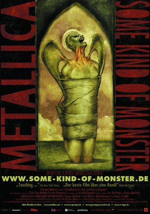 Metallica: Some Kind of Monster Poster