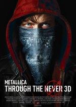 Metallica - Through the Never Poster