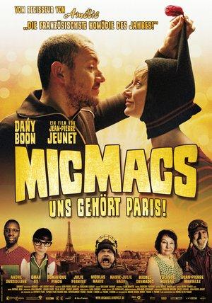 Micmacs - Uns gehört Paris! Poster