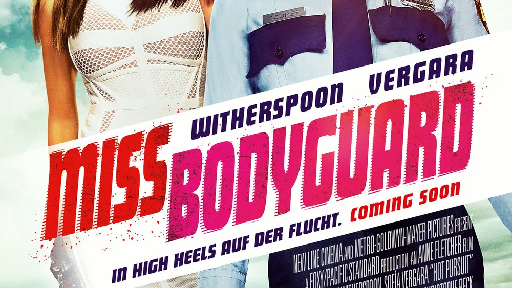 Miss Bodyguard Poster