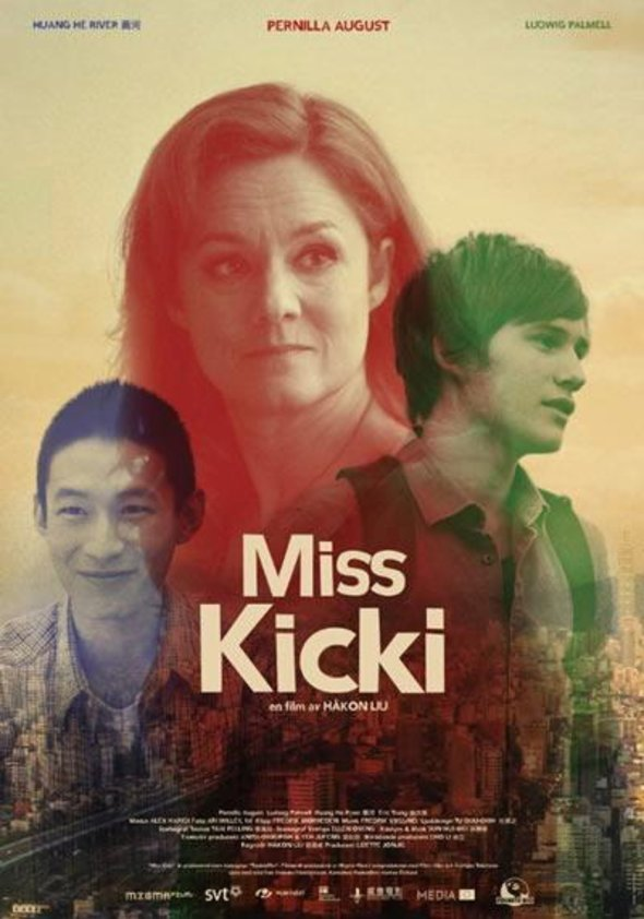 Miss Kicki Poster