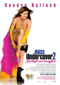 Miss Undercover 2 Poster