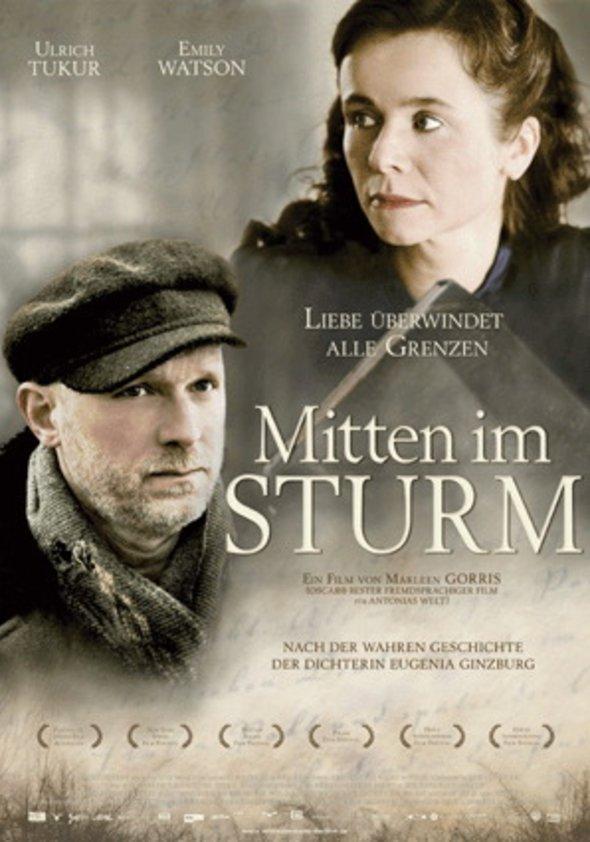 Mitten im Sturm Poster
