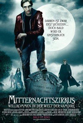 Mitternachtszirkus - Willkommen in der Welt der Vampire