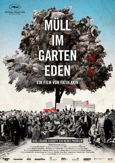 Müll im Garten Eden Poster