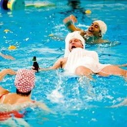 Männer im Wasser - Trailer Poster