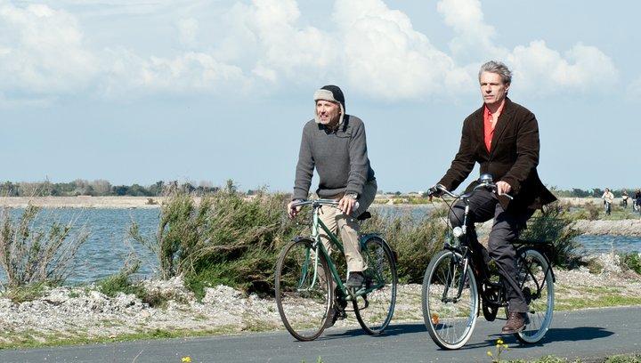 Molière auf dem Fahrrad - Trailer Poster