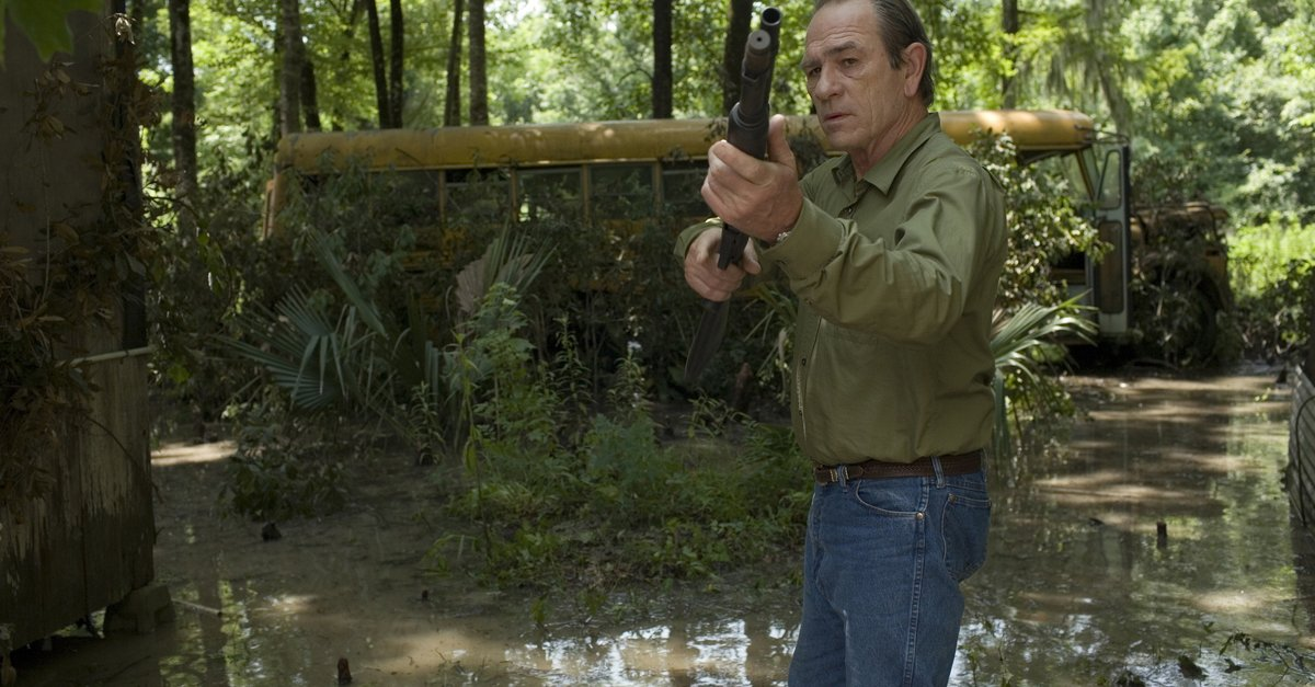 Mord In Louisiana Stream
