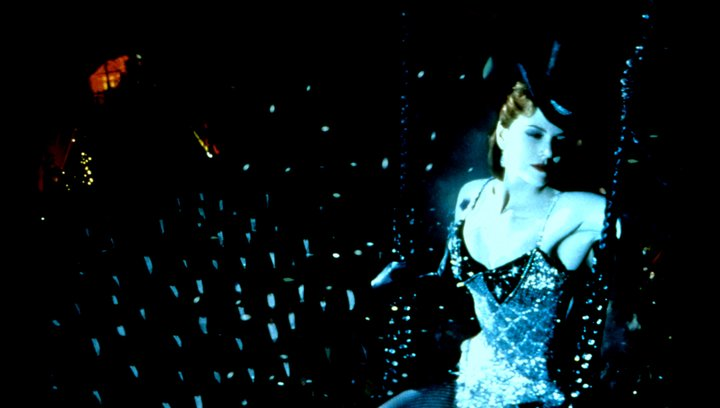 Moulin Rouge - Trailer Poster