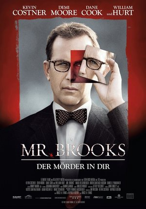 Mr. Brooks - Der Mörder in dir Poster