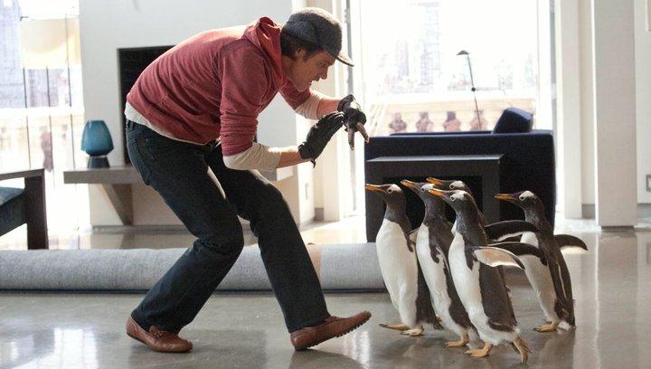 Mr. Poppers Pinguine - Trailer Poster